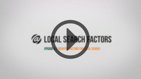 Local Search - Topic 4: Negative Factors for Local Search
