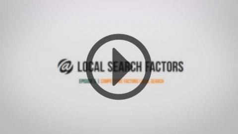 Local Search - Topic 5: Competitive Factors for Local Search