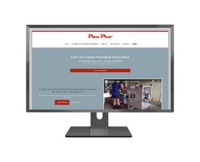 PacPro Responsive Web Design
